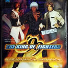 THE KING OF FIGHTERS 99 GRAPHICAL MANUAL GAMEST MOOK VOL.195 REVISTA MAGAZINE