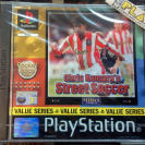 CHRIS KAMARA'S STREET SOCCER PAL ESPAÑA NUEVO SELLADO PSX PLAYSTATION PS1 PSONE