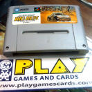 JALECO RALLY BIG RUN SUPER FAMICOM NINTENDO SNES JAPONES BUEN ESTADO CARTUCHO