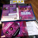 POP STAR ACADEMY PLAYSTATION 2 PS2 PAL ESPAÑA COMPLETO