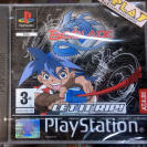 BEY BLADE BEYBLADE LET IT RIP PAL ESPAÑA NUEVO NEW PSX PLAYSTATION PSONE PS1