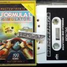 FORMULA 1 SIMULATOR MASTERTRONIC CINTA TAPE SINCLAIR SPECTRUM ENVIO AGENCIA 24H