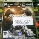 ARMORED CORE FOR ANSWER XBOX 360 PAL ESPAÑA NUEVO PRECINTADO BRAND NEW SEALED