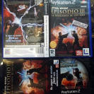 STAR WARS EPISODIO III LA VENGANZA DE LOS SITH PAL ESPAÑA PS2 PLAYSTATION 2