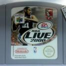 NBA LIVE 2000 SOLO CARTUCHO PAL ESPAÑA NINTENDO 64 N64 ENVIO CERTIFICADO / 24H