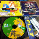 SAMURAI SPIRITS SHODOWN WARRIORS RAGE 2 II JAPAN PLAYSTATION PSX JAP BUEN ESTADO
