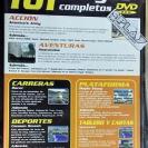 101 JUEGOS COMPLETOS PC Maple Story Anacondas Ojo del Kraken PacManiac Pakoon