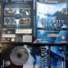MINORITY REPORT EVERYBODY RUNS PAL ESPAÑA COMPLETO NINTENDO GAME CUBE GAMECUBE