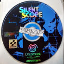 SILENT SCOPE SOLO DISCO PAL DC SEGA DREAMCAST ENVIO CERTIFICADO / AGENCIA 24H