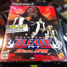 BLEACH HANATARESHI YABOU PS2 PLAYSTATION 2 JAP COMPLETO COMO NUEVO RESEALED MINT