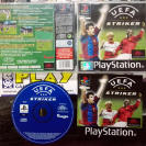 UEFA STRIKER PAL ESPAÑA SONY PSX PLAYSTATION PSONE PS1 ENVIO CERTIFICADO / 24H