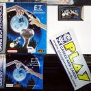 ET E.T. EL EXTRATERRESTRE 20 ANIVERSARIO PAL ESPAÑA GAME BOY GAMEBOY ADVANCE GBA