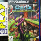 Charlie y la Fabrica de Chocolate PAL ESPAÑA PS2 PLAYSTATION 2 ENVIO CERTIFICADO