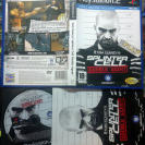 TOM CLANCY'S SPLINTER CELL DOUBLE AGENT PAL ESPAÑA COMO NUEVO  PS2 PLAYSTATION 2