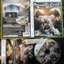 ARMORED CORE FOR ANSWER XBOX 360 PAL ESPAÑA COMO NUEVO MINT CONDITION COMPLETO