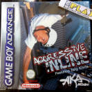 AGGRESSIVE INLINE FEATURING TAIG KHRIS PAL ESPAÑA NUEVO NEW GBA GAME BOY ADVANCE
