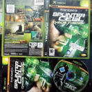 Tom Clancy's Splinter Cell Chaos Theory PAL ESPAÑA MICROSOFT XBOX CLASSIC