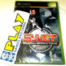 SWAT GLOBAL STRIKE TEAM PAL ESPAÑA XBOX NUEVO SEALED PRECINTADO ENTREGA AGENCIA