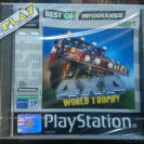 4x4 WORLD TROPHY PAL ESPAÑA NUEVO TEST DRIVE OFF ROAD 3 PSX PLAYSTATION PS PS1