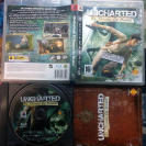 UNCHARTED EL TESORO DE DRAKE PS3 PAL ESPAÑA PLAYSTATION 3 ENVIO CERTIFICADO/24H