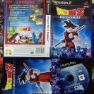 DRAGON BALL Z DBZ BUDOKAI 1 PAL ESPAÑA COMPLETO PS2 PLAYSTATION 2 ENVIO 24H