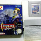 CASTLEVANIA LEGENDS CON CAJA BOXED PAL ESPAÑA GAME BOY GAMEBOY GB ENVIO AGENCIA