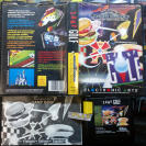 WILL HARVEY PRESENTS ZANY GOLF PAL ESPAÑA COMPLETO SEGA MEGADRIVE MEGA DRIVE