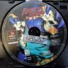 BLOODY ROAR II 2 SOLO DISCO NTSC USA PLAYSTATION 1 PSX PS1 PS PSONE ENVIO 24H