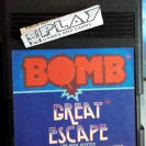 BOMB GREAT ESCAPE 1983 ATARI 2600 SOLO CARTUCHO ENVIO CERTIFICADO / AGENCIA 24H