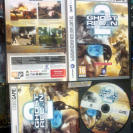 TOM CLANCY'S CLANCYS GHOST RECON ADVANCED WARFIGHTER 2 II PC VERSION ESPAÑOLA