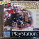 EQUESTRIAD 2001 PAL ESPAÑA NUEVO PRECINTADO NEW SEALED PSX PLAYSTATION PS1 PSONE