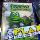 FROGGER THE GREAT QUEST PS2 PLAYSTATION 2 KONAMI RARO PAL ESPAÑA ENTREGA AGENCIA
