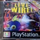 LIVE WIRE! WIRE PAL ESPAÑA NUEVO NEW PSX PLAYSTATION PS1 PSONE ENVIO AGENCIA 24H