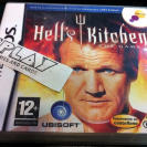 HELL'S KITCHEN THE GAME PAL ESPAÑA TOTALMENTE EN CASTELLANO NDS NINTENDO DS