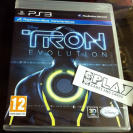 TRON EVOLUTION PS3 PLAYSTATION 3 PAL ESPAÑA NUEVO PRECINTADO NEW SEALED DISNEY