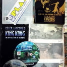 Peter Jackson's King Kong PAL ESPAÑA STEELBOOK LIMITED EDITION PS2 PLAYSTATION 2