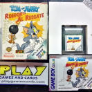 TOM AND & JERRY EN ROEDOR AL RESCATE PAL ESPAÑA GAME BOY GBC COLOR MOUSE ATTACKS