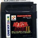 Yu-Gi-Oh! YUGIOH Duel Monsters II 2 Dark Duel Stories GAME BOY COLOR GAMEBOY GBC
