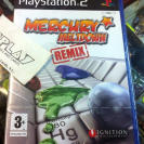 MERCURY MELTDOWN REMIX PS2 PLAYSTATION 2 PAL ESPAÑA NUEVO PRECINTADO NEW SEALED