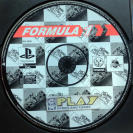 FORMULA 1 ONE UNO SOLO DISCO PAL PLAYSTATION 1 PSX PS1 PSONE ENVIO AGENCIA 24H