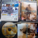 CALL OF DUTY MODERN WARFARE 2 PS3 PLAYSTATION 3 PAL ESPAÑA COMPLETO BUEN ESTADO