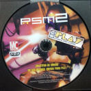 PSM 2 No 10 BONUS DVD DE REVISTA PSM2 PAL ESPAÑA SOLO DISCO PS2 PLAYSTATION 2