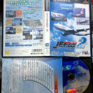 JET DE GO! 2 II LET'S GO BY AIRLINER JAPAN IMPORT PS2 PLAYSTATION 2 ENVIO 24H