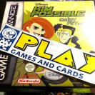 KIM POSSIBLE REVENGE OF MONKEY FIST GBA NUEVO PRECINTADO JUEGO EN CASTELLANO