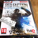 RED FACTION ARMAGEDDON ARMAGEDON  PC PAL ESPAÑA NUEVO PRECINTADO NEW SEALED