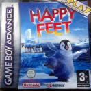 HAPPY FEET PAL ESPAÑA NUEVO PRECINTADO GBA GAME BOY GAMEBOY ADVANCE ENVIO 24H