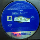 OPS2M DEMO 40 REVISTA OFICIAL PS2 PAL SOLO DISCO CD SONY PLAYSTATION 2 ENVIO 24H