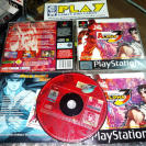 STREET FIGHTER ALPHA ZERO 3 PSX PLAYSTATION LUCHA PAL ESPAÑA CORREOS-AGENCIA
