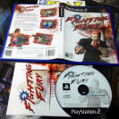 FIGHTING FURY Grappler Baki PAL ESPAÑA PS2 PLAYSTATION 2 ENVIO CERTIFICADO / 24H