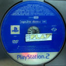 OPS2M DEMO 34 REVISTA OFICIAL PS2 PAL SOLO DISCO CD SONY PLAYSTATION 2 ENVIO 24H